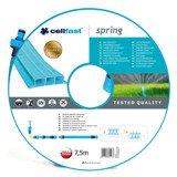 Cellfast Wąż Ogrodowy Zraszający Spring 7,5m 19-021