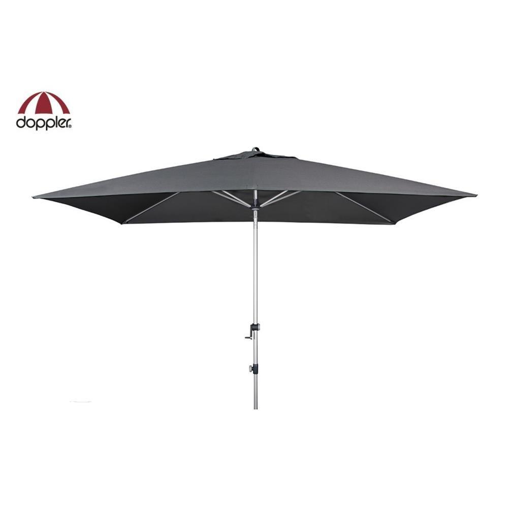 doppler parasol ogrodowy expert 2x3 auto tilt antracyt. Black Bedroom Furniture Sets. Home Design Ideas