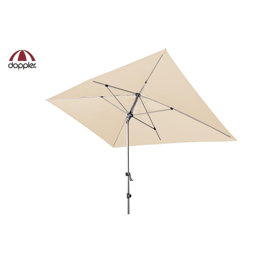doppler parasol ogrodowy expert 2x3 auto tilt ecru 461441. Black Bedroom Furniture Sets. Home Design Ideas