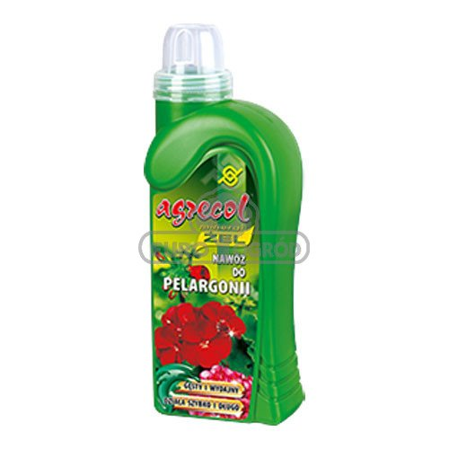 Agrecol Nawóz Do PelargoniiI Żel 1L