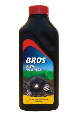 BROS płyn na krety   500 ml.